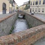 Via del Fosso, Lucca. Author and Copyright Marco Ramerini