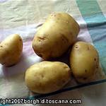 Le Patate. Spezzatino con Patate
