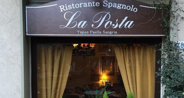 Ristorante spagnolo La Posta, Poggibonsi, Siena..