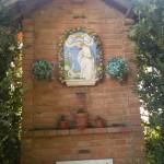 Il tabernacolo del Bagnano. Autore Marco Ramerini