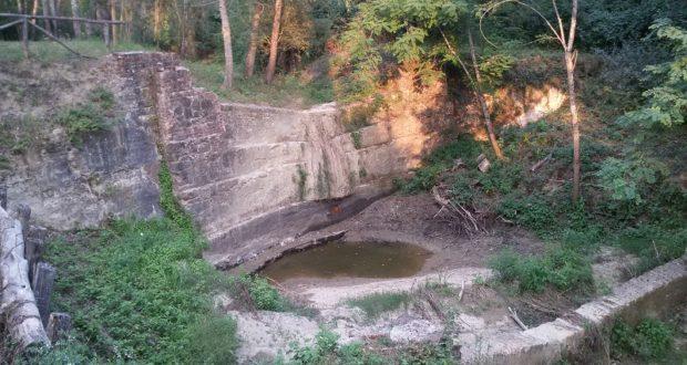 Una briglia della valle dell'Agliena. Autore Marco Ramerini..
