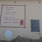 Casanuova. Via Francigena da Gambassi a San Gimignano