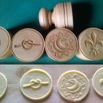 Stampi per Corzetti, Intagli Romagnoli - artigiani toscani dal 1918
