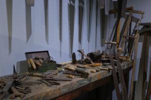 Ingresso, Museo ai Borghi