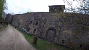 Abbazia di Montescalari, Figline e Incisa Valdarno. Autore e Copyright Marco Ramerini