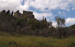 Castello di Sezzate, Greve in Chianti. Autore e Copyright Marco Ramerini