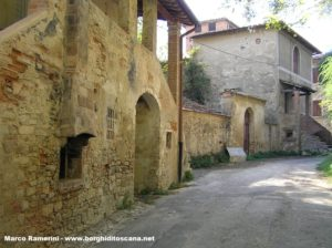 Linari, Barberino Val d'Elsa. Autore e Copyright Marco Ramerini.