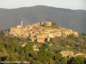 Pari, Civitella Paganico, Grosseto. Autore e Copyright Marco Ramerini