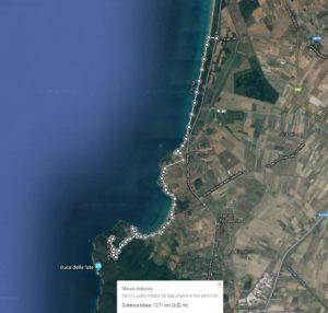 Passeggiata sul mare: tra San Vincenzo e Baratti