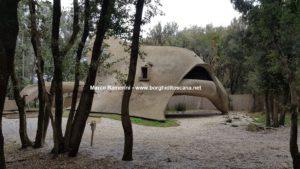 Casa Saldarini. Autore e Copyright Marco Ramerini