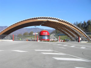 Mugello Circuit (Autodromo del Mugello), Scarperia. Author and Copyright Marco Ramerini