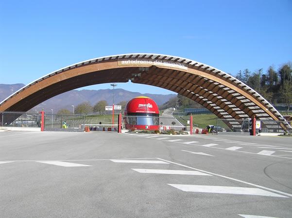 Mugello Circuit (Autodromo del Mugello), Scarperia. Author and Copyright Marco Ramerini
