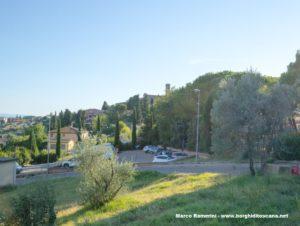 Barberino Val d'Elsa. Autore e Copyright Marco Ramerini