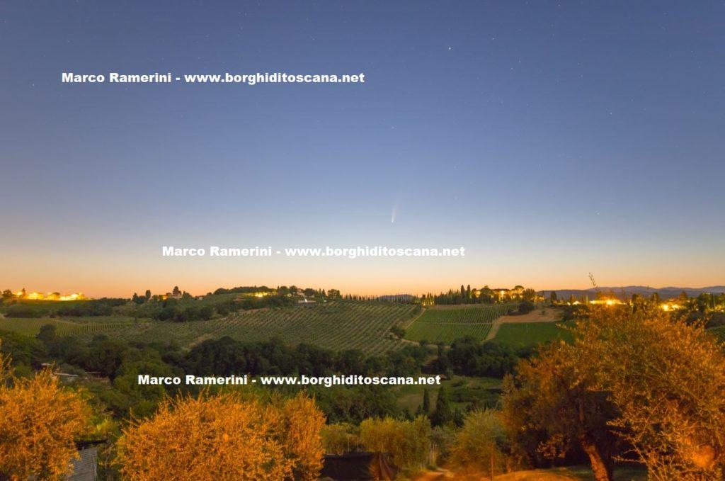 Chianti. Autore e Copyright Marco Ramerini.,