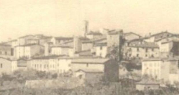 Dettaglio del borgo di Barberino Val d'Elsa