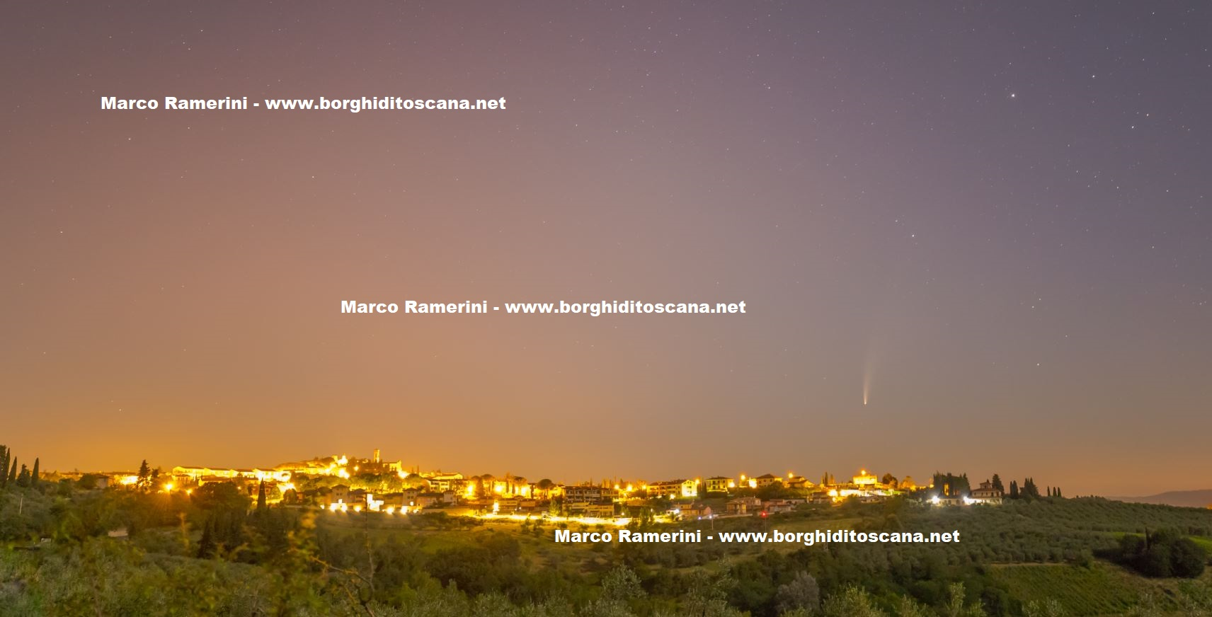 Barberino Val d'Elsa. Autore e Copyright Marco Ramerini.
