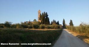 Pieve di San Pietro in Bossolo, Tavarnelle Val di Pesa. Autoere e Copyright Marco Ramerini