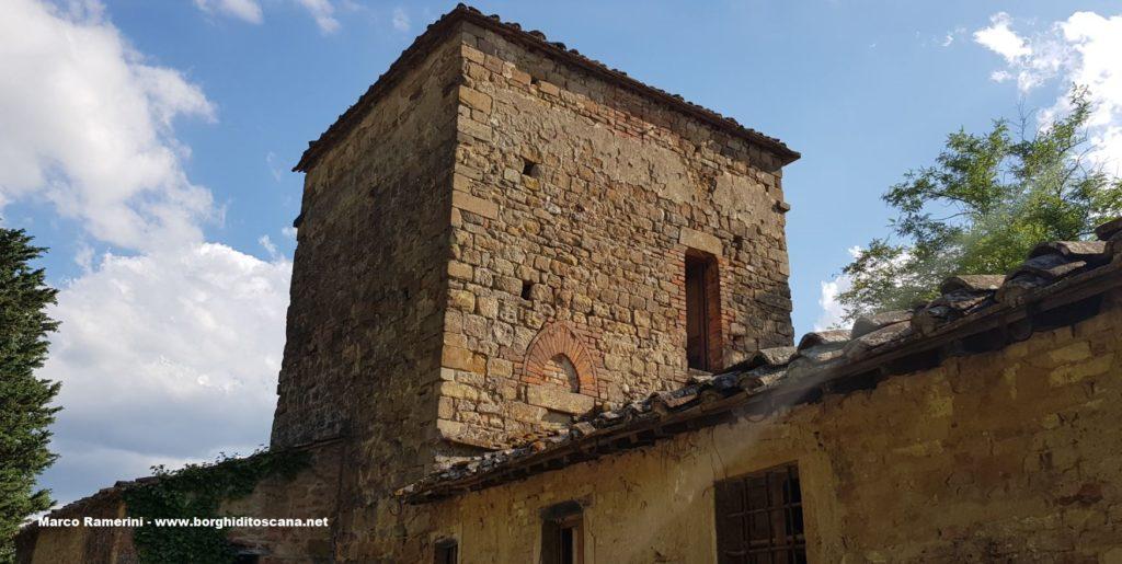 Una casa colonica con antiche strutture a Semifonte. Autore e Copyright Marco Ramerini