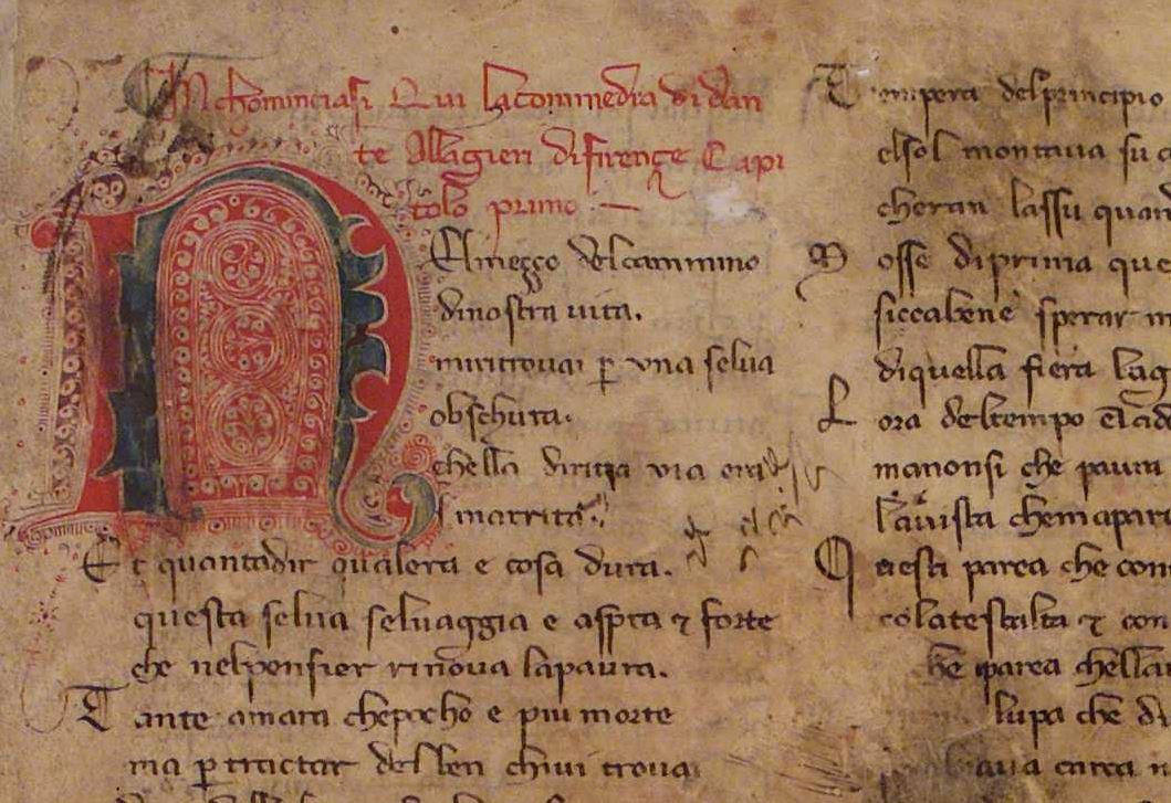 Codice Laurenziano Pluteo 90 sup. 125. Firenze, Biblioteca Medicea Laurenziana