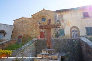 La chiesa di San Gaudenzio a Ruballa. Autore e Copyright Marco Ramerini