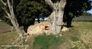 La struttura nel Lazzaretto a San Filippo. Autore e Copyright Marco Ramerini