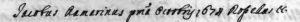 Testamento di Iacopo Ramerini, Archivio di Stato di Roma