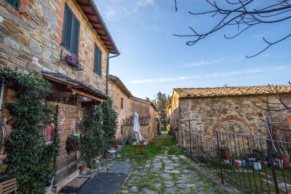 Il borgo di Filippo a Ponzano (Foto: Marco Ramerini)