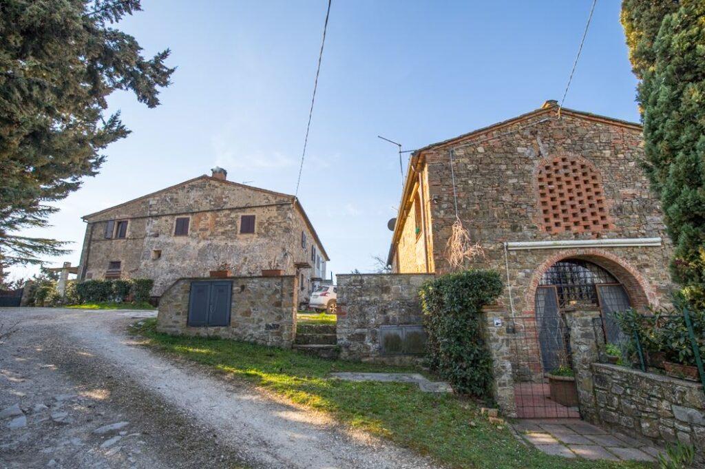 Podere Codilungo di Sotto, San Filippo a Ponzano (Foto: Marco Ramerini)