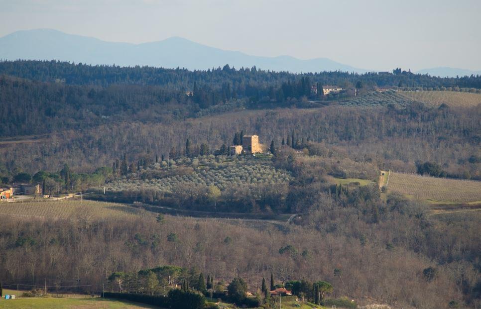 La Torre del Chito. Foto Marco Ramerini