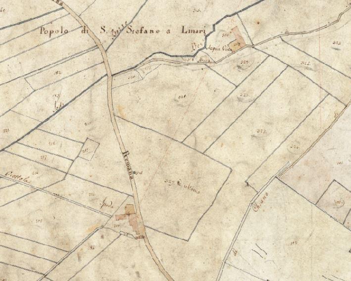 """La """"Spada"""" e """"Acqua Viva"""". Progetto C A S T O R E - Regione Toscana e Archivi di Stato toscani."""